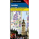 London Destination City Map