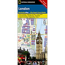 London Destination City Map