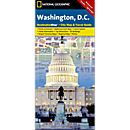 Washington D.C. City Destination Map