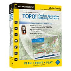 Topo! Mapping Software