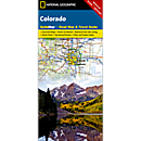 Colorado Guide Map