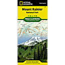 217 Mount Rainier National Park Trail Map