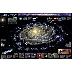 The Milky Way Map