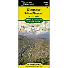 220 Dinosaur National Monument Trail Map
