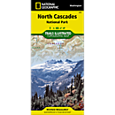 223 North Cascades National Park Trail Map
