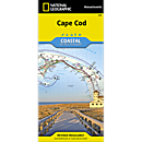250 Cape Cod National Seashore Trail Map
