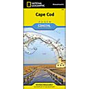 250 Cape Cod National Seashore Trail Map
