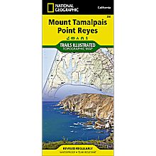 California Hiking Trail Maps