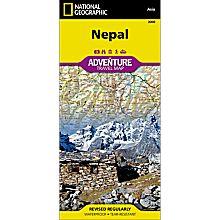 Nepal Adventure Map