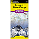 Everest Base Camp (Nepal) Adventure Map