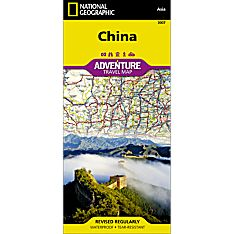 China Adventure Map, 2011