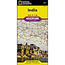 India Adventure Map