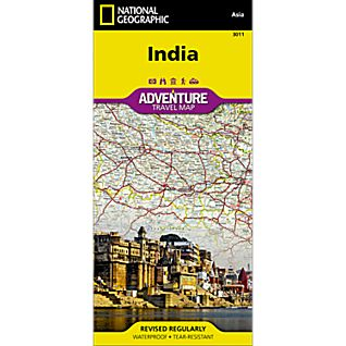 View India Adventure Map image