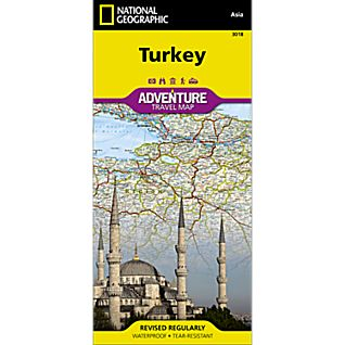 View Turkey Adventure Map image