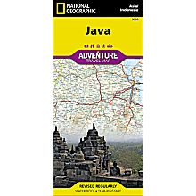 Java Adventure Map, 2012