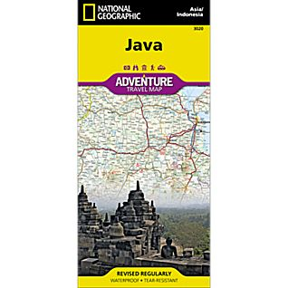 Java Adventure Map