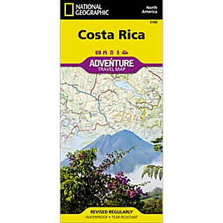 View Costa Rica Adventure Map image