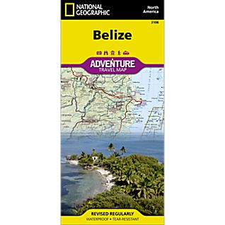 View Belize Adventure Map image
