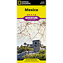 Mexico Adventure Map