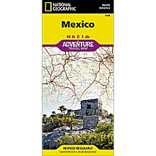 Mexico Adventure Map, 2010