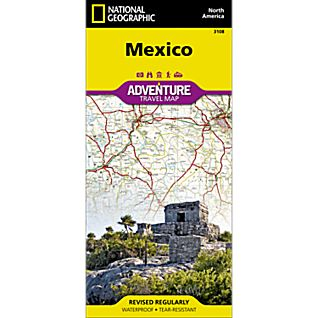 View Mexico Adventure Map image