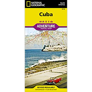 View Cuba Adventure Map image