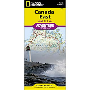 View Canada East Adventure Map image