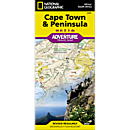 Cape Town & Peninsula Adventure Map