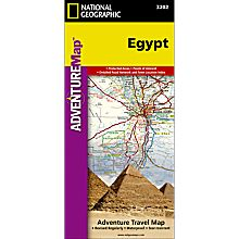 Egypt Adventure Map, 2011