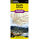 South Africa Adventure Map