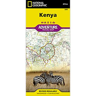 View Kenya Adventure Map image