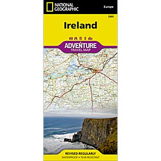 View Ireland Adventure Map image