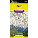 Italy Adventure Map