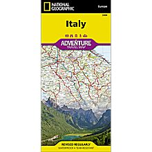 Italy Geographical Map