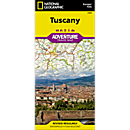 Tuscany Adventure Map