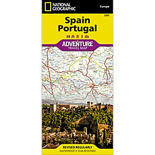 photo: National Geographic Spain and Portugal Adventure Map