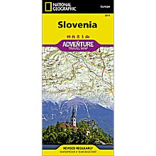 Slovenia Adventure Map