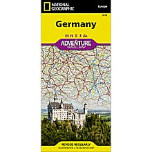 Germany Adventure Map, 2011