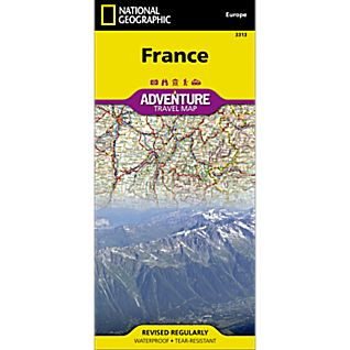 View France Adventure Map image