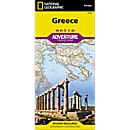 Greece Adventure Map