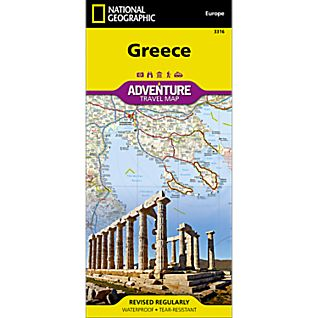 View Greece Adventure Map image