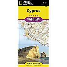 Cyprus Adventure Map, 2012