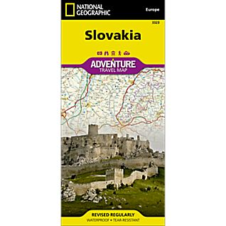 View Slovakia Adventure Map image
