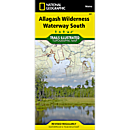 401 Allagash Wilderness Waterway South Trail Map