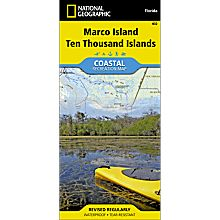 402 Marco Island / Ten Thousand Islands Trail Map