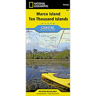 View 402 Marco Island / Ten Thousand Islands Trail Map image