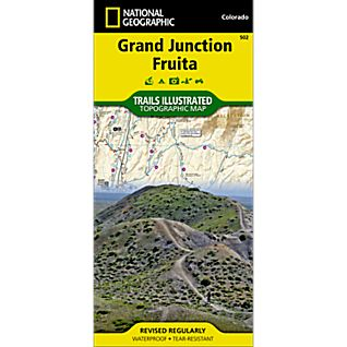 View 502 Grand Junction / Fruita Trail Map image