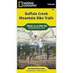 503 Buffalo Creek Mountain Bike Trails Map