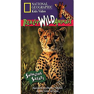 Really Wild Animals: Swinging Safari Video