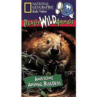 Really Wild Animals: Awesome Animal Builders Video